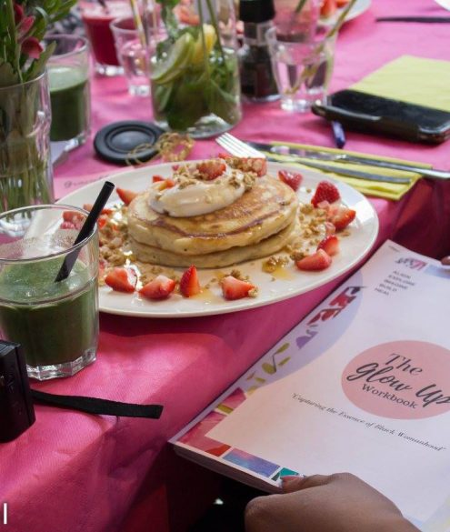 pancakes blissful brunch