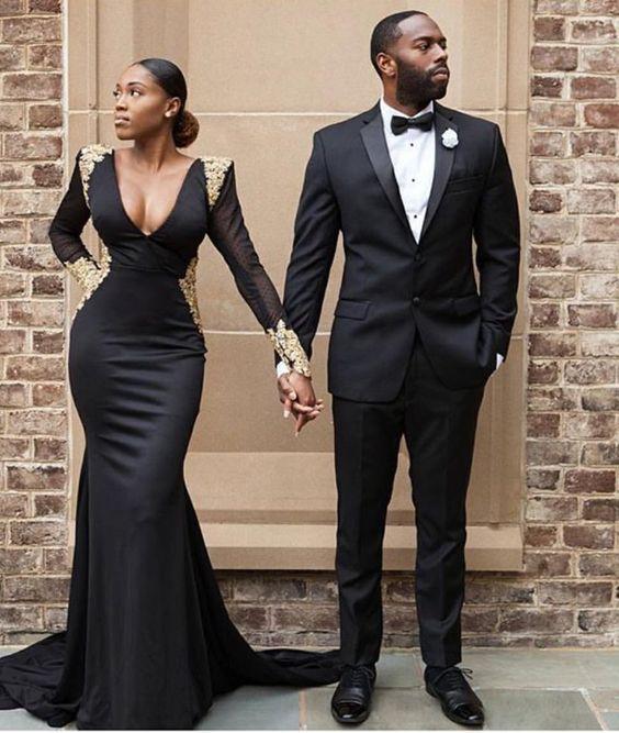 Ga voor 'all black' met je boo naar de Black Panther première.