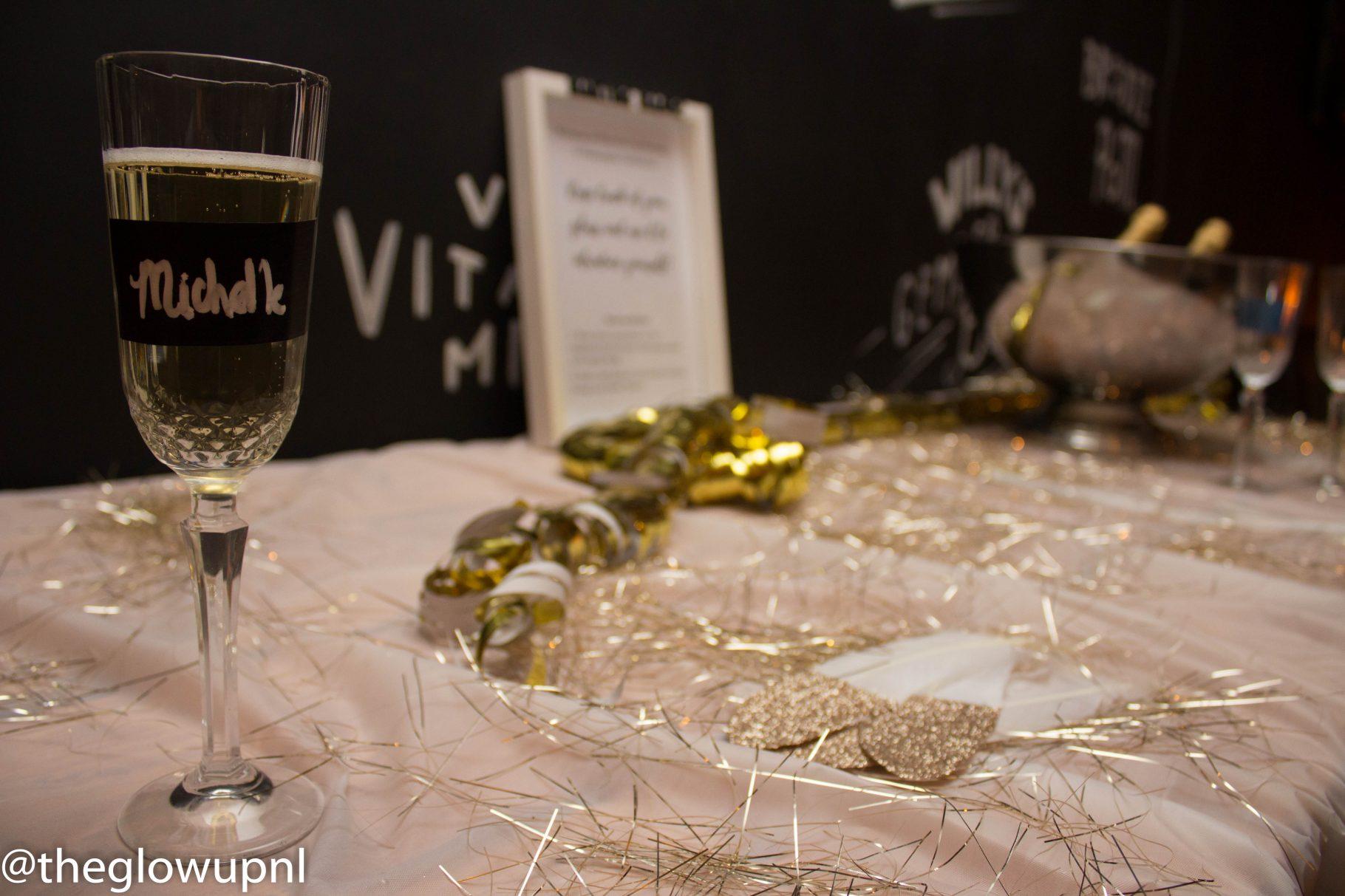 A Champagne Celebration